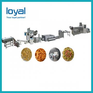 Full automatic noteworthy twin screw food extrusion technology bugles chips equipment