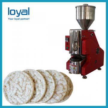 Corn Cracker Machine Puffed Rice Bar Maker Machine