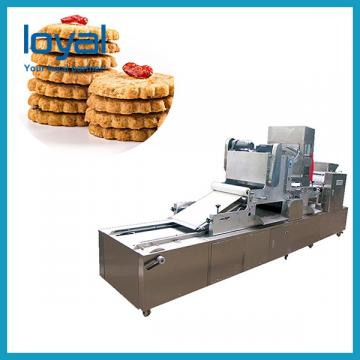 Biscuits Production Line High Efficency Hot Wind Circulation Gas Tunnel Oven