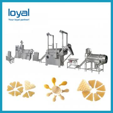 Pellet/chips/ extruded frying food machine(snacks machine