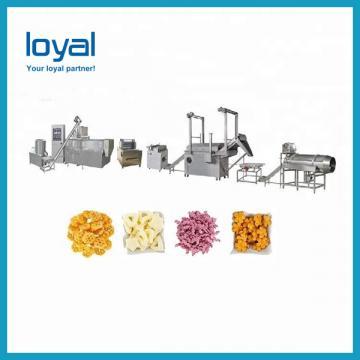 Frying Potato Pellet Chips Machine
