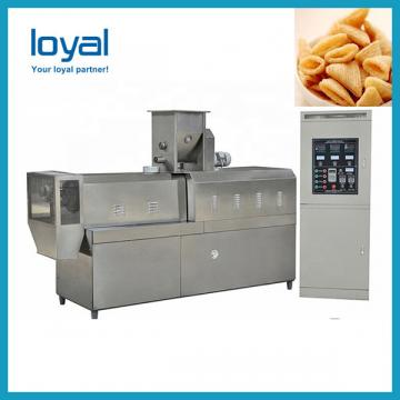 High Quality Peanut Frying Machine Extruder Food Machinery Heating Continuous Fryer peanut