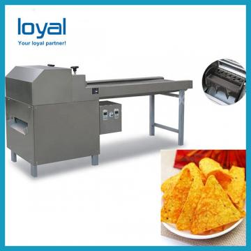 Energy Saving Continuous Fried Flour Snack Food Machine