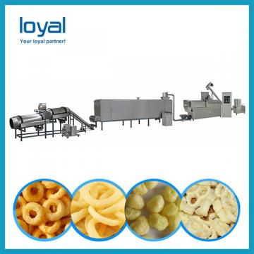 Best Price Roasted Breakfast Corn Flakes Manufacturing Machine
