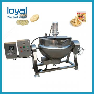 Rice Cake Crackers Snacks Processing Machines