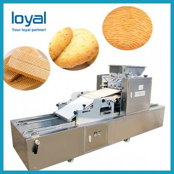 Bread Cake Toast Biscuit Production Line Bread Baking Tunnel Oven