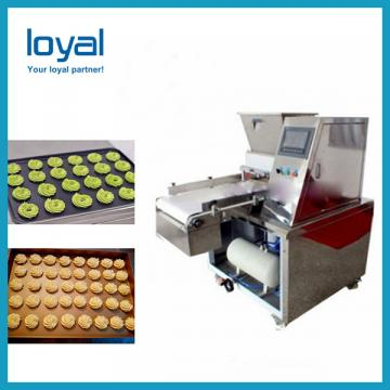 Hand / Soft Biscuit Production Line Automatic Animal Shaped Multifunction